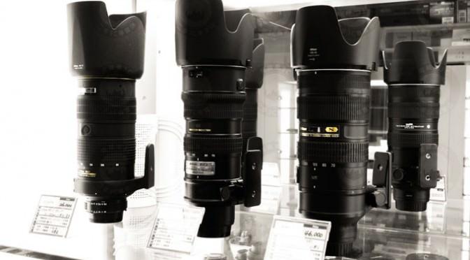 nikon鏡頭,小黑六、小黑五、小黑四、鏡頭買賣重點說明