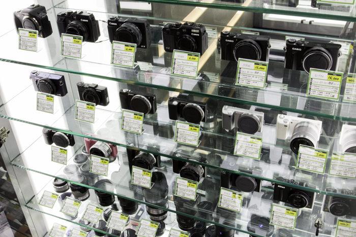 台中收購數位相機
