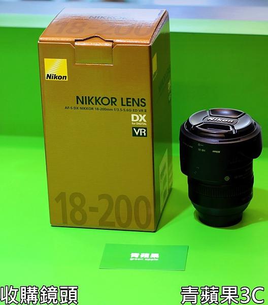 青蘋果3C - Nikon 18-200mm