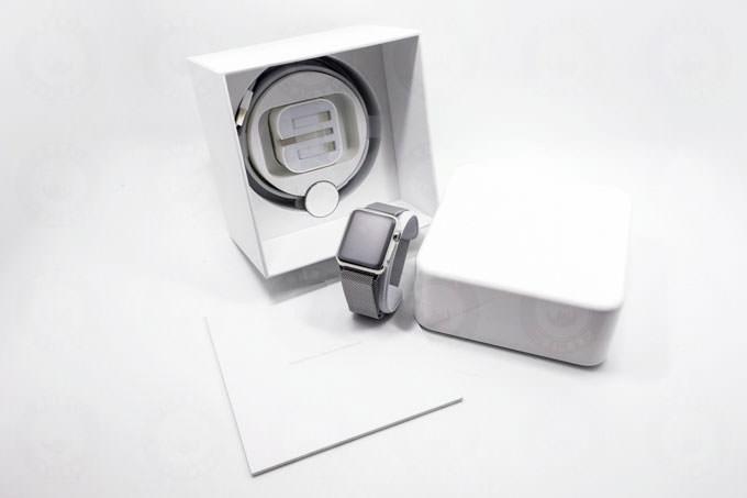 收購智慧手錶