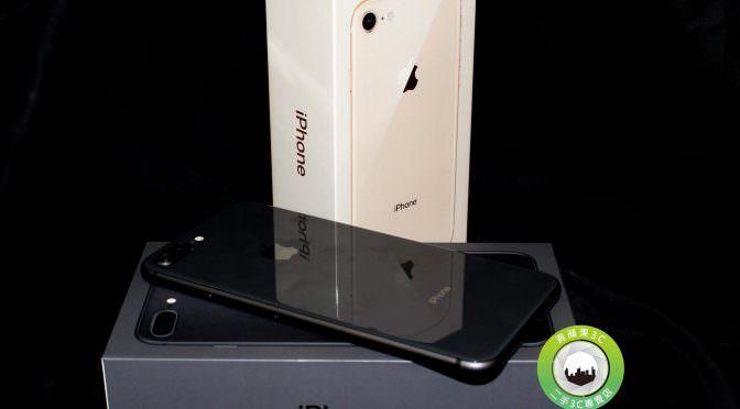 iphone 8 plus 二手
