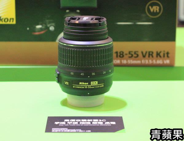 Nikon D5100 18-55鏡頭