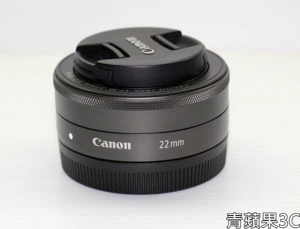 高雄青蘋果3C-Canon 22mm