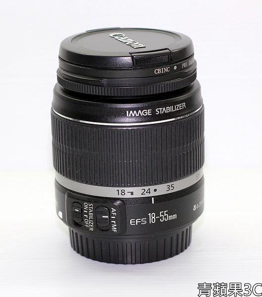 高雄青蘋果3C-Canon 18-55