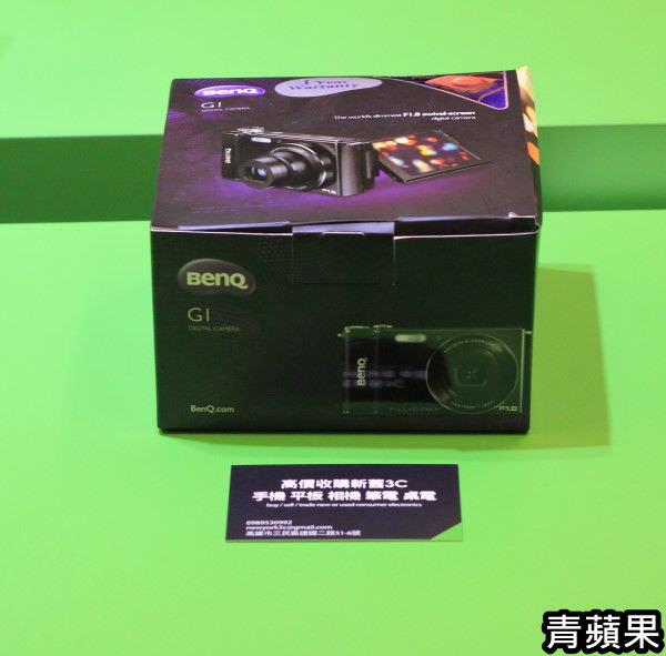 青蘋果3C Benq G1