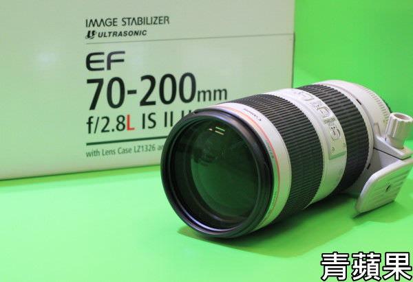 青蘋果3C - Canon EF 70-200mm F2.8L IS II-4