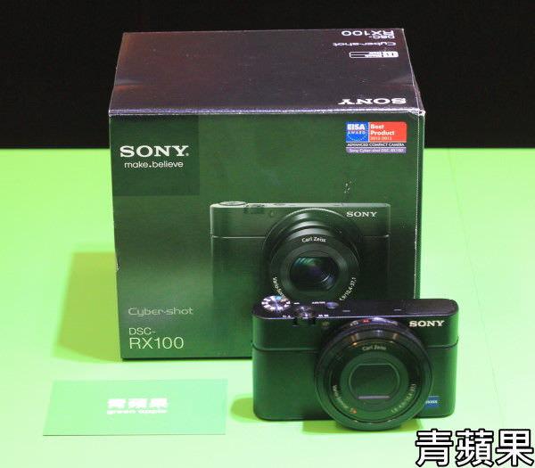 青蘋果3C - RX100