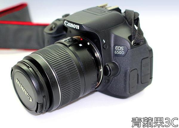 青蘋果3C - 淺談鏡頭 (5)