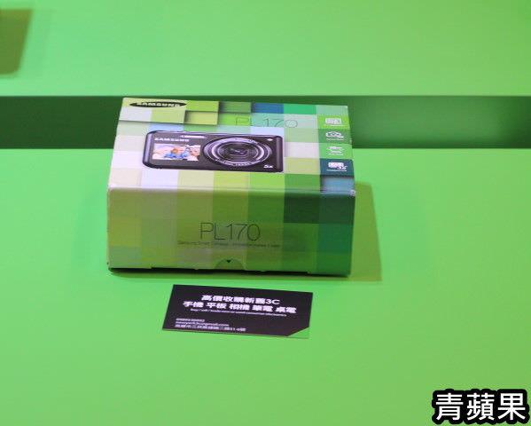 青蘋果3C Samsung PL170