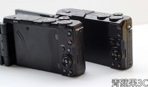 高雄青蘋果3C-EX1 EX2 背面