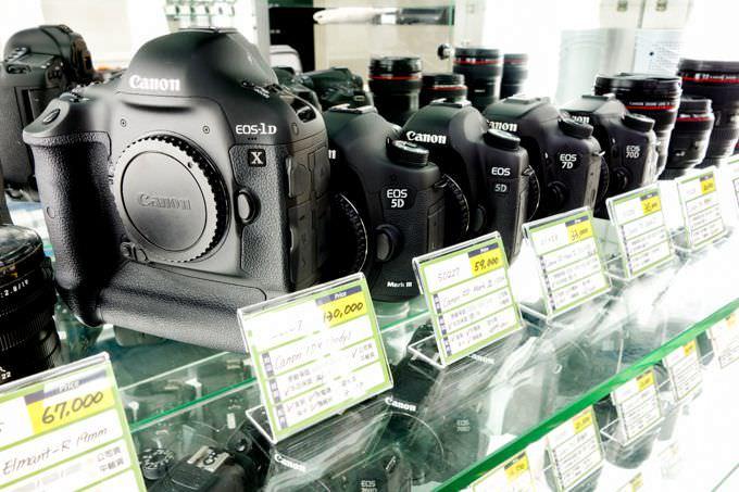台中收購相機-二手相機收購推薦-0989-530-992