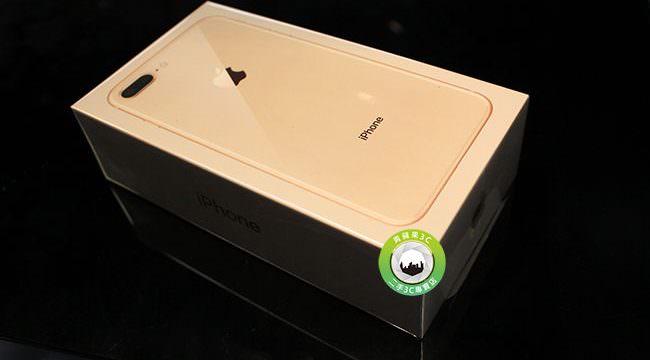 iphone 8 plus 全新-iphone 8 plus 開箱 首日高價收購中