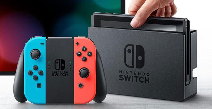 nintendo switch台灣-三種遊玩方式的任天堂Switch即將在12月上市
