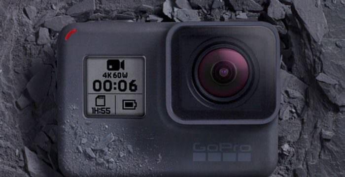 gopro 6收購-最新款GoPro HERO6-實體店面收購攝影機LINE:@gapple