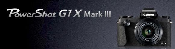 PowerShot G1X Mark III 收購