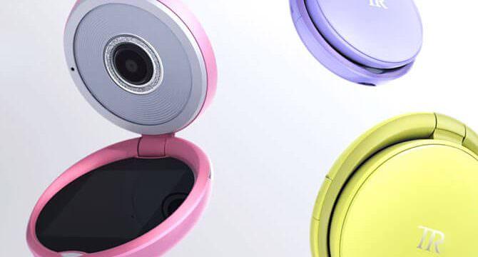 TR M11 收購 | 自拍美顏新相機-外型顛覆想像