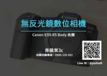 Canon EOS R5 二手