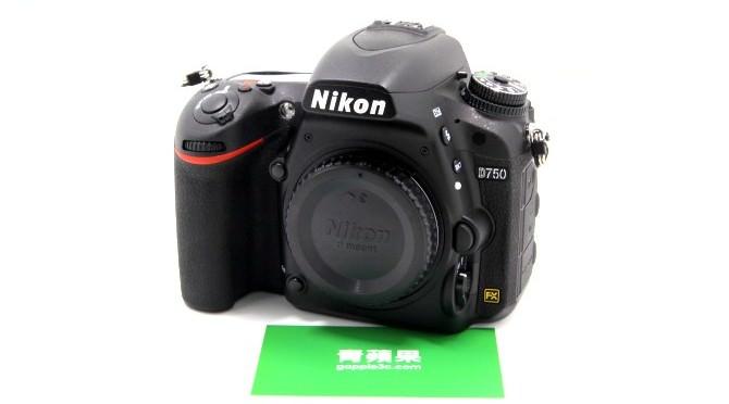 高雄收購單眼相機,Nikon D750,圖文說明相機收購重點?