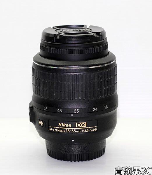 高雄青蘋果3C-Nikon 18-55