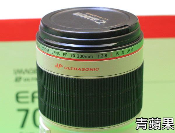 青蘋果3C - Canon EF 70-200mm F2.8L IS II-2