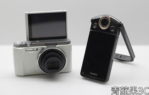 青蘋果3C - 比較 - ZR1000 TR15 自拍模式 (2)