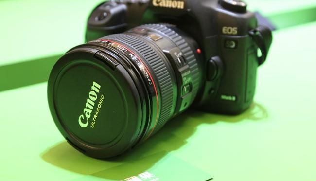 收購單眼相機-經典不敗全片幅相機-canon eos 5d2