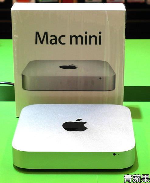 青蘋果 Mac mini
