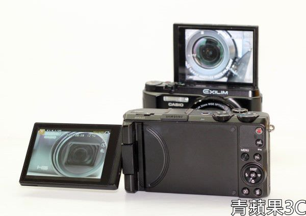 高雄青蘋果3C-EX2 ZR1000 對拍 自拍