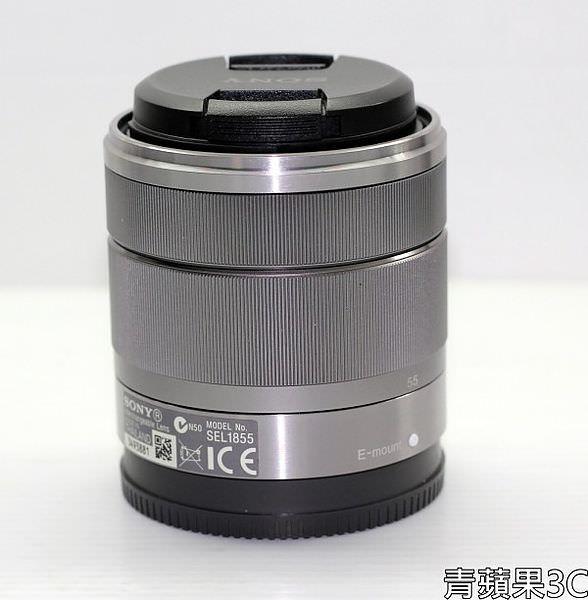 高雄青蘋果3C-SONY 18-55 SEL1855 (2)