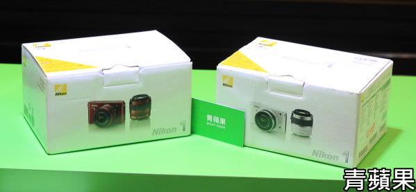 青蘋果3C-Nikon J1 J2