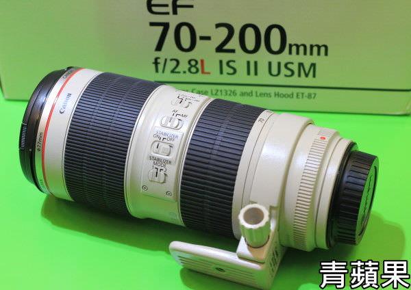 青蘋果3C - Canon EF 70-200mm F2.8L IS II-3