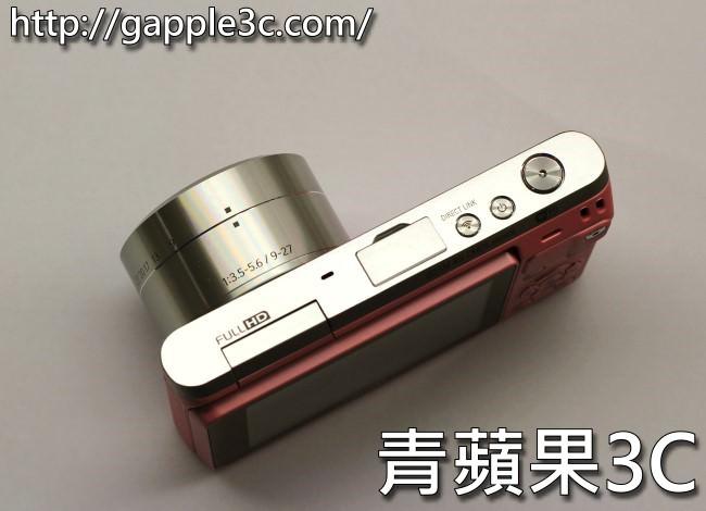 青蘋果3C - 三星NX mini 開箱 (4)