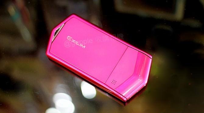 EX-TR70|Casio最新美顏自拍相機收購