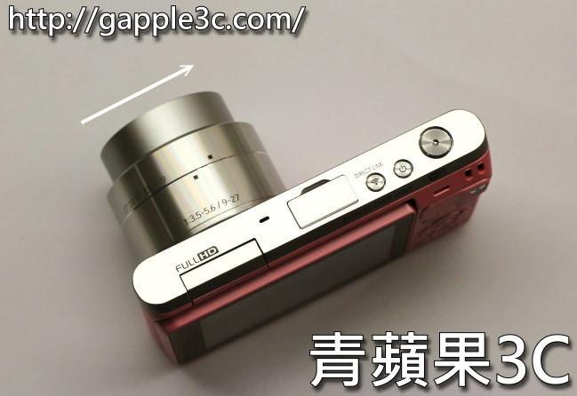 青蘋果3C - 三星NX mini 開箱 (5)
