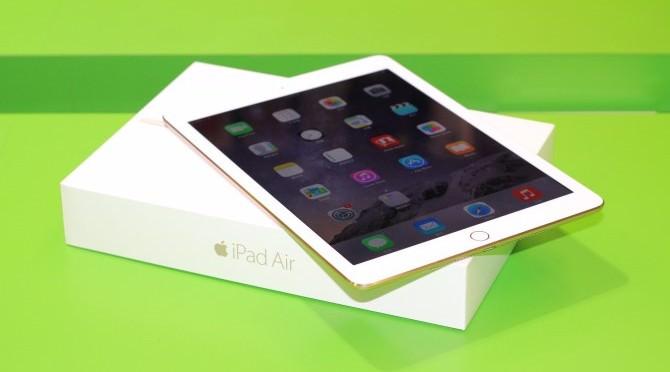 台南收購ipad air 2|最輕薄蘋果平板ipad air 2開箱|收購平板
