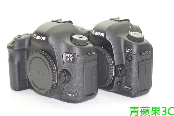 青蘋果3C - Canon 5D3 與 5D2 (3).JPG