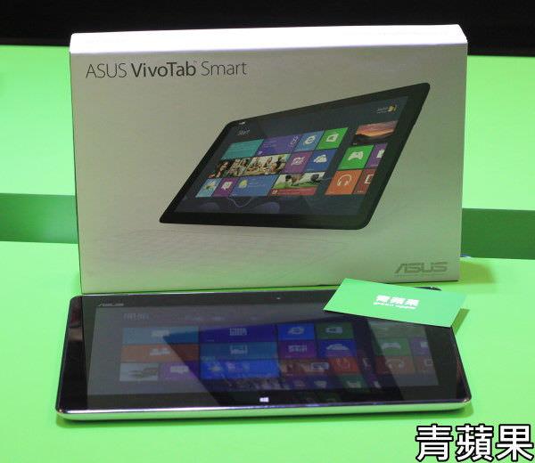 青蘋果-ASUS ME400C ASUS VivoTab Smart
