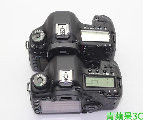 青蘋果3C - Canon 5D3 與 5D2 (4).JPG