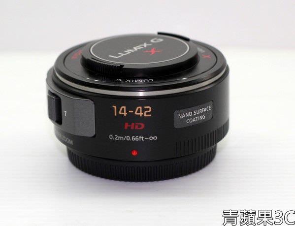 高雄青蘋果3C-LUMIX G 14-42mm