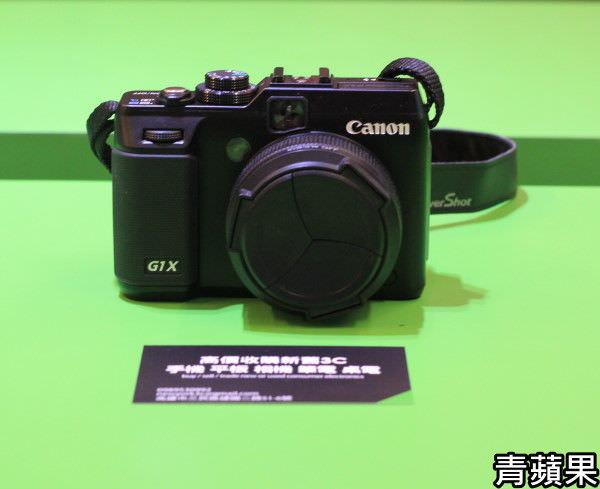 Canon G1X - 3 單機身